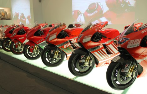 Many MotoGP machines to drool over