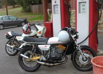 Awesome vintage bikes