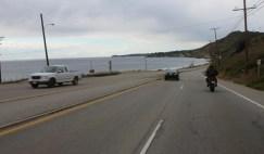 The beautiful Malibu coastline - Gorgeous no matter how many times you've see it