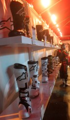 All the best and latest Alpinestars boots