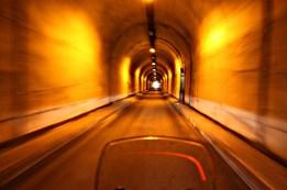 Tunnel fun
