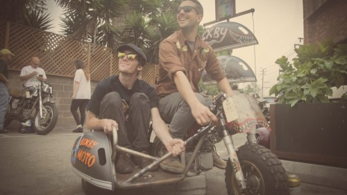 Deus Ex Machina Boundless Enthusiasm Bike Build Off – Los Angeles