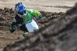 Kawasaki Day in the dirt KX250/450