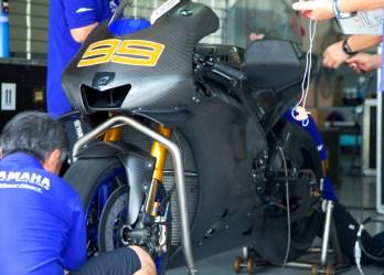 All Carbon Yamaha M1
