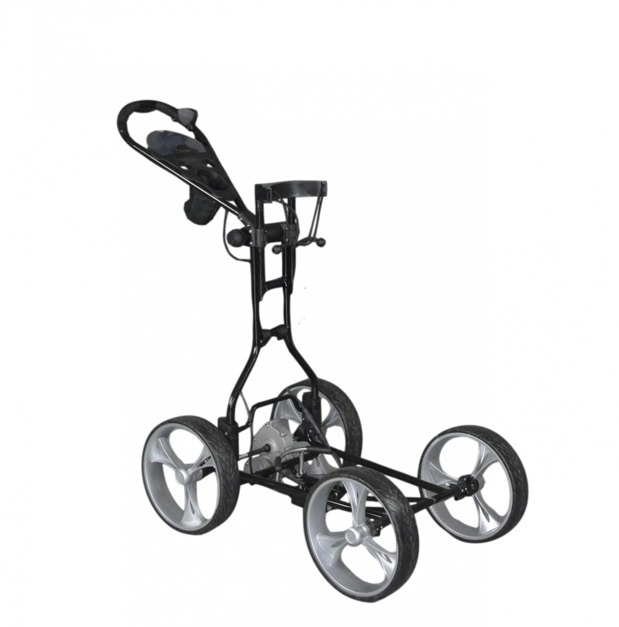 Upright Caddy Clever Caddy Electric Non Remote Golf Push