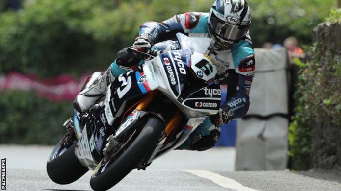 Michael Dunlop ritorna al TT. coraggio da vendere!
