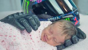 Mi è nato un bambino. E adesso, la moto?