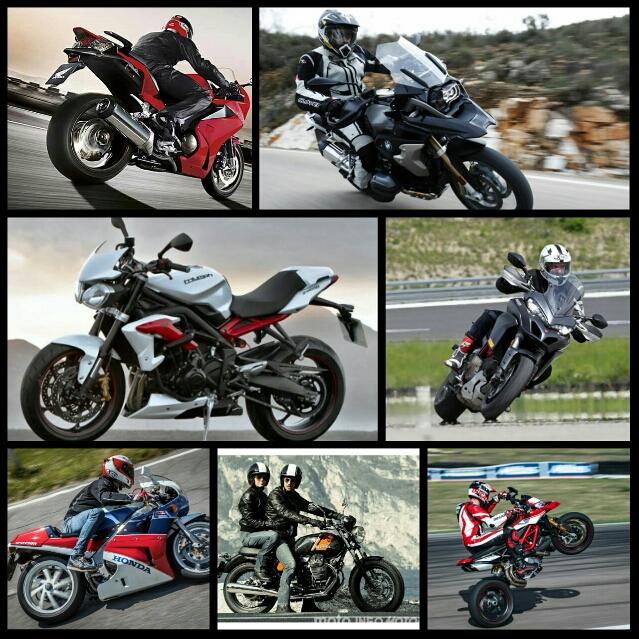 Scegliere la moto giusta.Che mi compro??