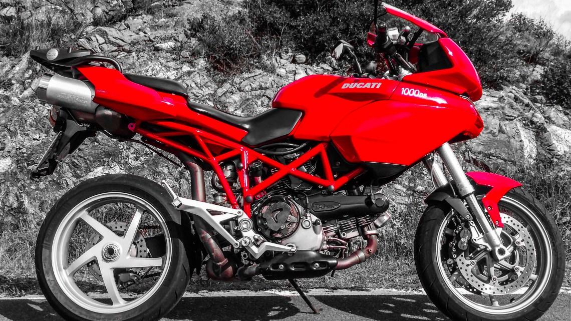 Ducati Multistrada 1000 DS,quella rivoluzionaria incompresa Ducati di Pierre Terlblanche