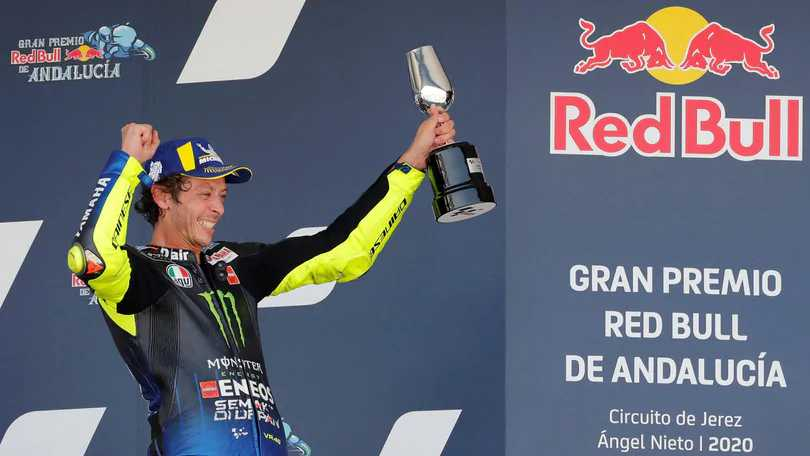 Rossi c'è o non c'è? Spunti e considerazioni dopo il GP di Andalusia.