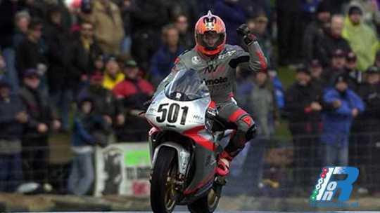 Anthony Gobert e quella gara indimenticabile con la Bimota n°501