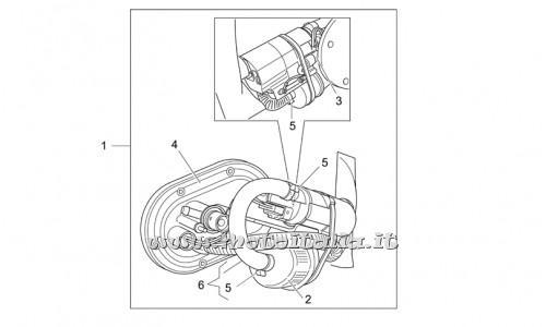 Pompa benz Moto Guzzi per NEVADA Modello/Anni: Nevada