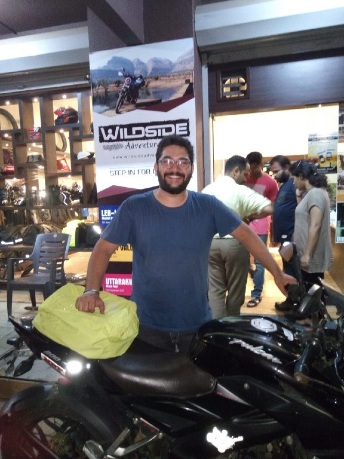 With Sourabh Sane - Cofounder, The Saddle Store