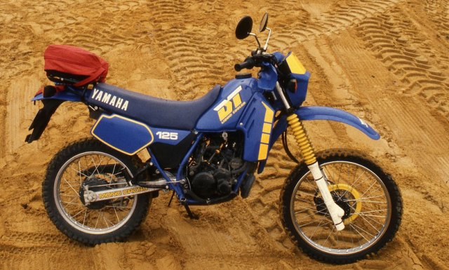 yamaha dtr 125 fiche technique 1998 hobbiesxstyle. Black Bedroom Furniture Sets. Home Design Ideas