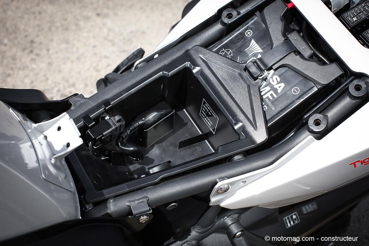 Triumph Tiger Sport 1050  du sport dans le confort  Moto Magazine  leader de lactualit de