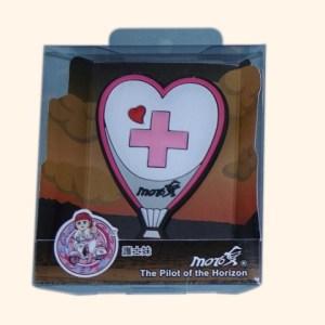 護士妹-熱氣球造型磁鐵