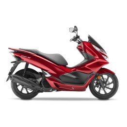 Honda PCX 125 Scooter Red