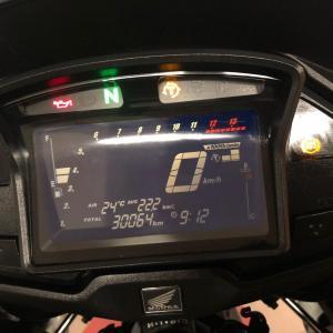 Honda Crossrunner 800 Vtec