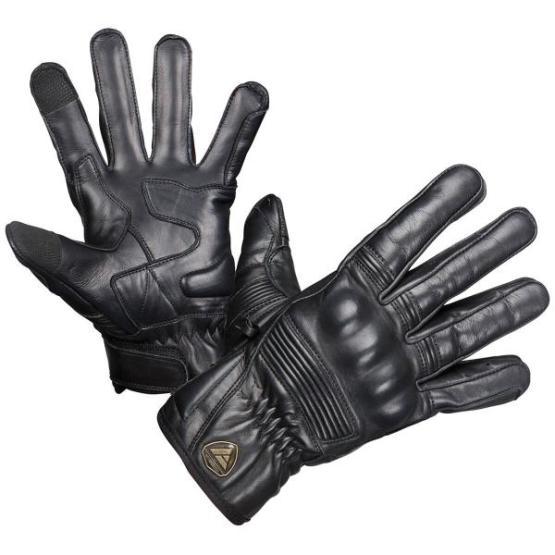 guanti da moto in pelle