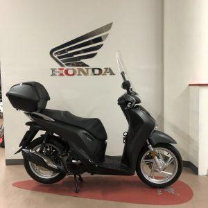 honda sh 125 scooter
