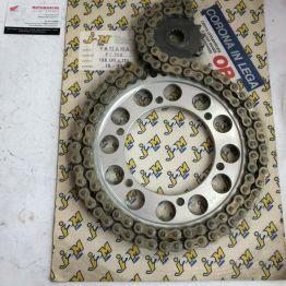 Chain Kit - Kit Trasmissione Regina per FZ750 Yamaha ( 16 - 44 )