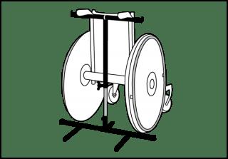 MOTOmed viva2 Parkinson Leg trainer, Arm/upper body
