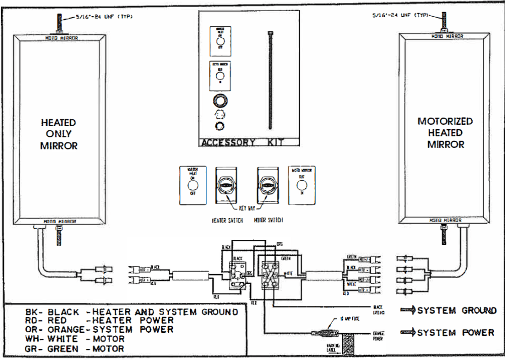 medium resolution of gm power mirror wiring wiring diagram article review gm power mirror wiring