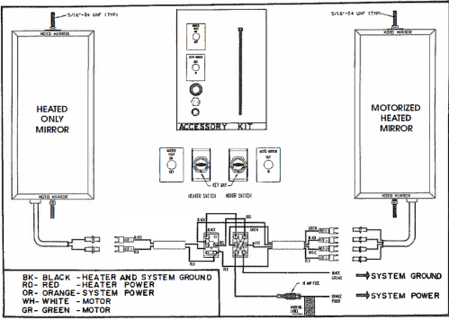 small resolution of gm power mirror wiring wiring diagram article review gm power mirror wiring