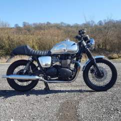 Triumph T100 Wiring Diagram Vw Mk4 Stereo Motone Lucas Tail Light Tidy Plate Loom Kit From