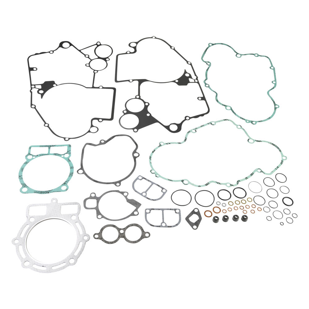 hight resolution of engine gasket kit complete for ktm exc 525 racing 2003 2007