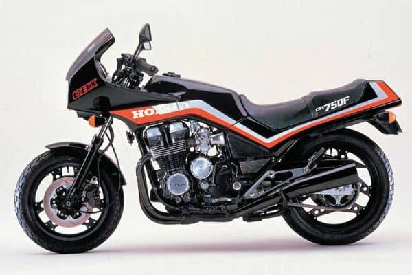 Dessa forma, a CBX 750 era a expressão máxima de esportividade para a época