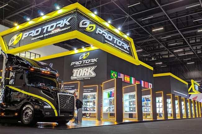 Inaugurada em 1987 Pro Tork tornou-se a maior fabricante de motopeças da América Latina