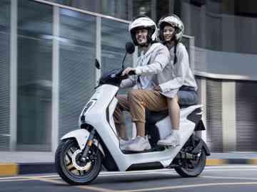 Novo scooter Honda elétrico