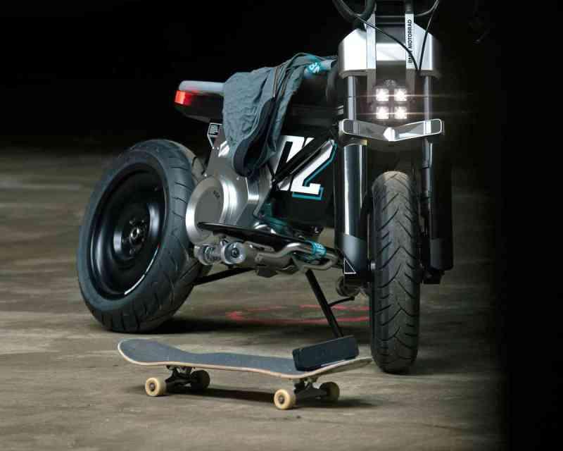 scooter elétrico ce 02 BMW