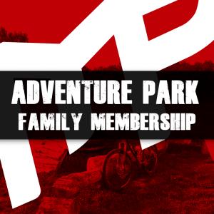 BMX / Mountain Bike Adventure Park Family Membership