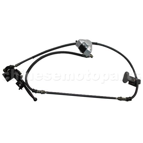 Rear Hand Disc Brake Assy for 110cc-250cc ATV [C029-045