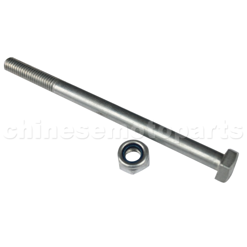 Steering Pole Bolt for 2-stroke 47cc & 49cc Pocket Bike
