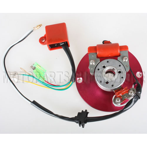sunl dirt bike wiring diagram molecular orbital for o2 2 performance racing inner rotor kit pit bikes ignition cdi parts | ebay