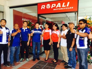 Ropali Motorcycle Opens Its First Lifestyle Store In Bacoor, Cavite