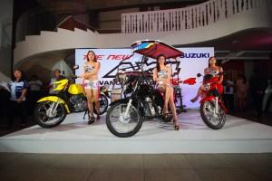 SUZUKI Triple Threat Launch Held In 35 Areas Nationwide