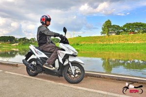 Little Big Scoot – Honda Click 125i