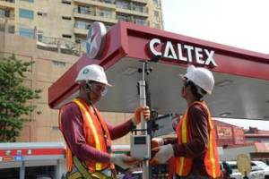 Chevron Stresses Maintenance of Metro Weather Project  automated Weather Stations Amidst Rainy Season