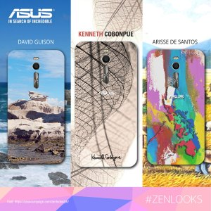 ASUS collaborates with country's premier icons for design and style for #ZenLooks