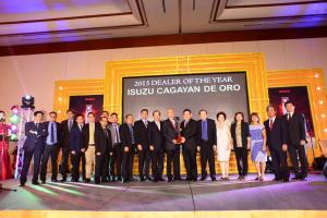 Isuzu Cagayan De Oro bags 7th Dealer of the Year Award