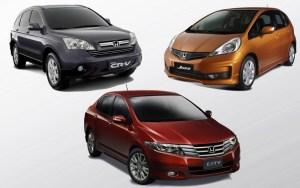Honda 2011-2014 Jazz, City and CR-V Preventive Measure Campaign