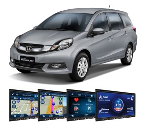 Honda introduces the All-New Mobilio 1.5 V Navi CVT Limited Edition