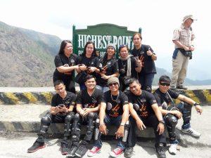 Road Machine Riders Baguio to Atok Benguet Adventure