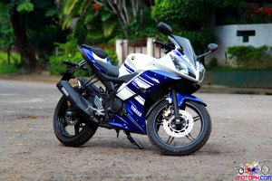 Yamaha YZF-R15 – Competitive Contender