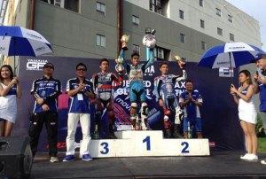 Yamaha Grand Prix 7 Winners