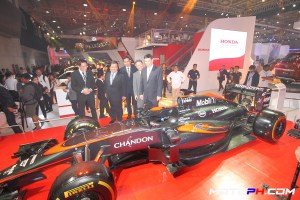 Honda Officially Launches the Honda Booth at the 6th PIMS